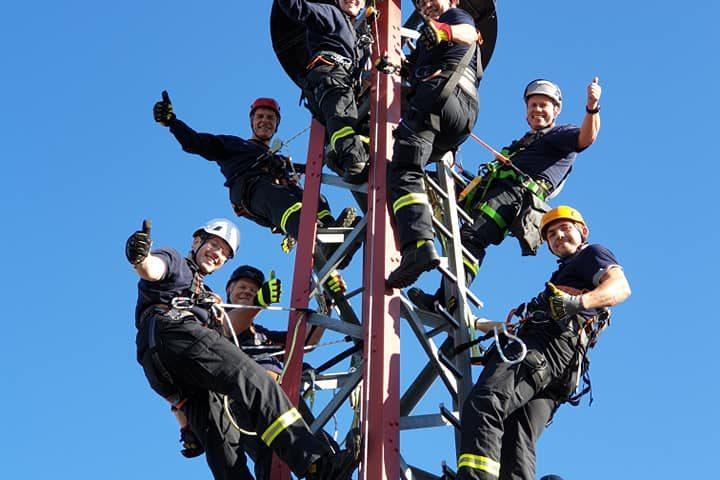 Feuerwehr Absturzsicherung Grundlehrgang abgf 14800-17