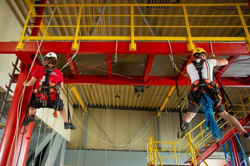 Industriekletterer Bonn Akademie für Höhenarbeit, Rettung und Arbeitsschutz