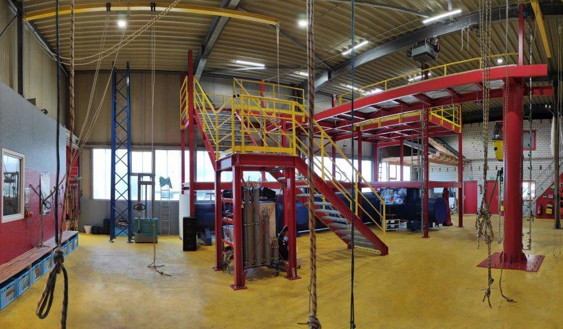 Trainingsbereich IKB Akademie Bonn