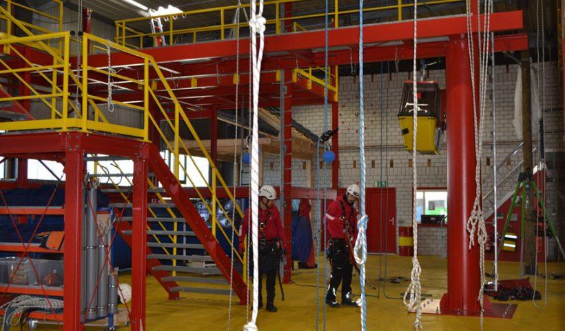 Seilstrecken IKB Bonn