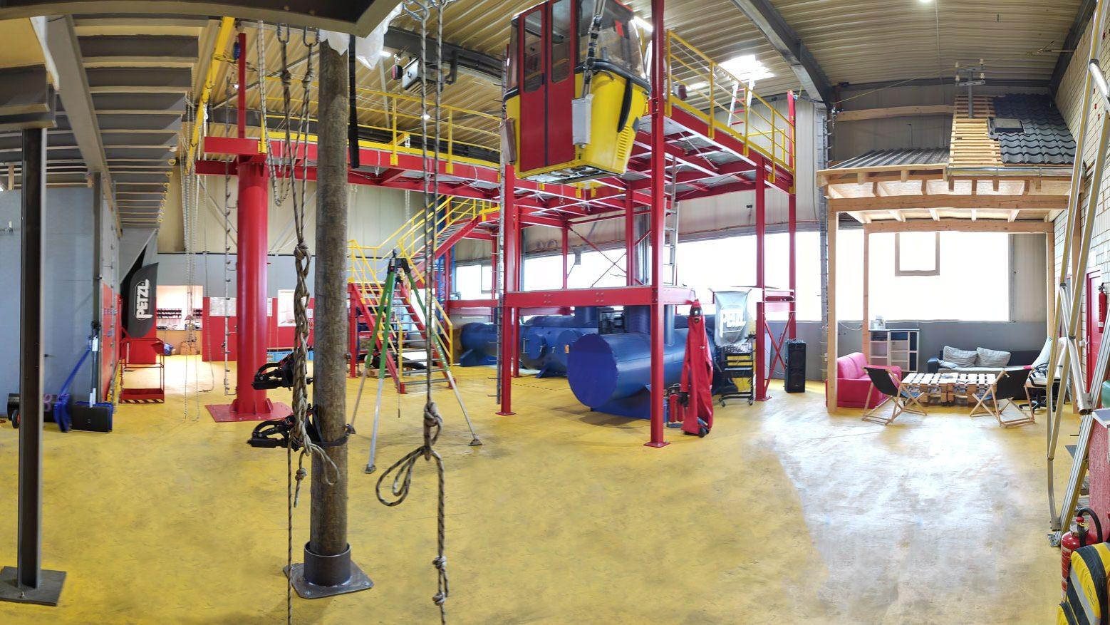 Trainingselemente IKB Bonn